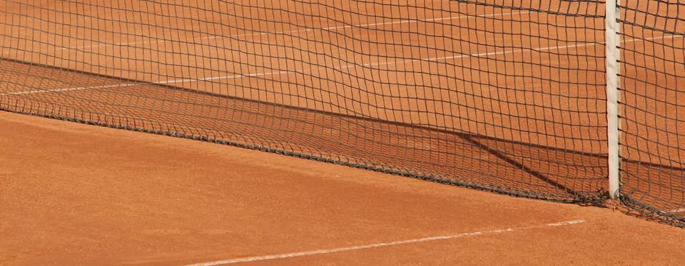 le misure regolamentari delle reti da tennis