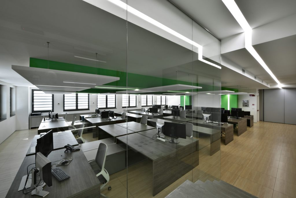 Allestimento di uffici a Torino