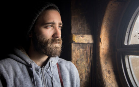 barba folta e lucente