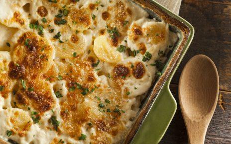 Parmigiana con patate